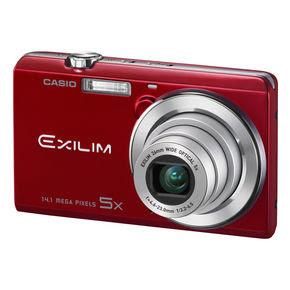 Digi-Cam Casio Exilim EX-ZS15 in rot bei notebooksbilliger für 84,90 Euro