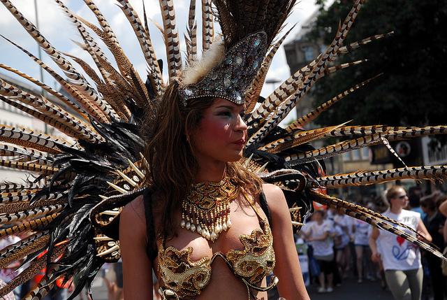 Carnival tại Berlin