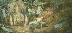 Sacrifice to Neptune, George Wooliscroft Rhead