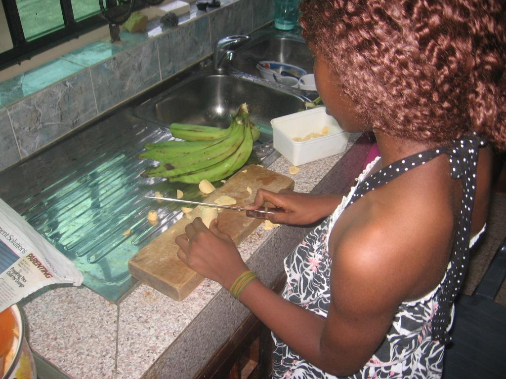 naija kitchen