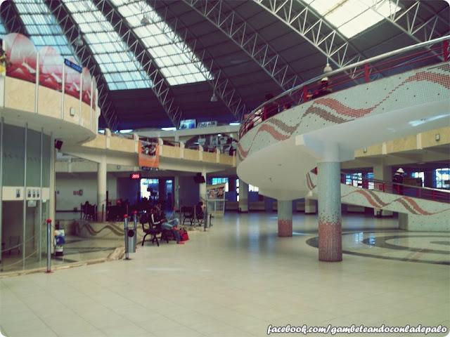 Terminal de Potosí - Gambeteandoconladepalo