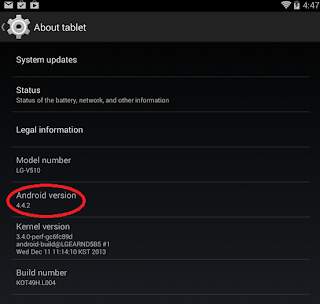 HTC One and LG G Pad 8.3 Google Play Editions gets the Android 4.4.2 KitKat update