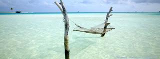 Couverture Facebook plage Maldive