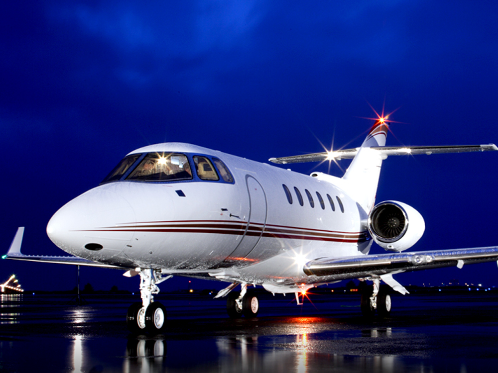Luxury Jets And Private Jet Charters