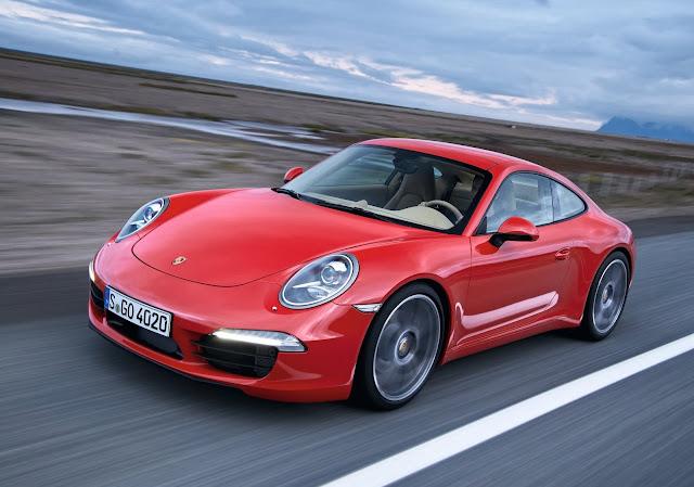 Nuevo Porsche 911 Turbo 2013