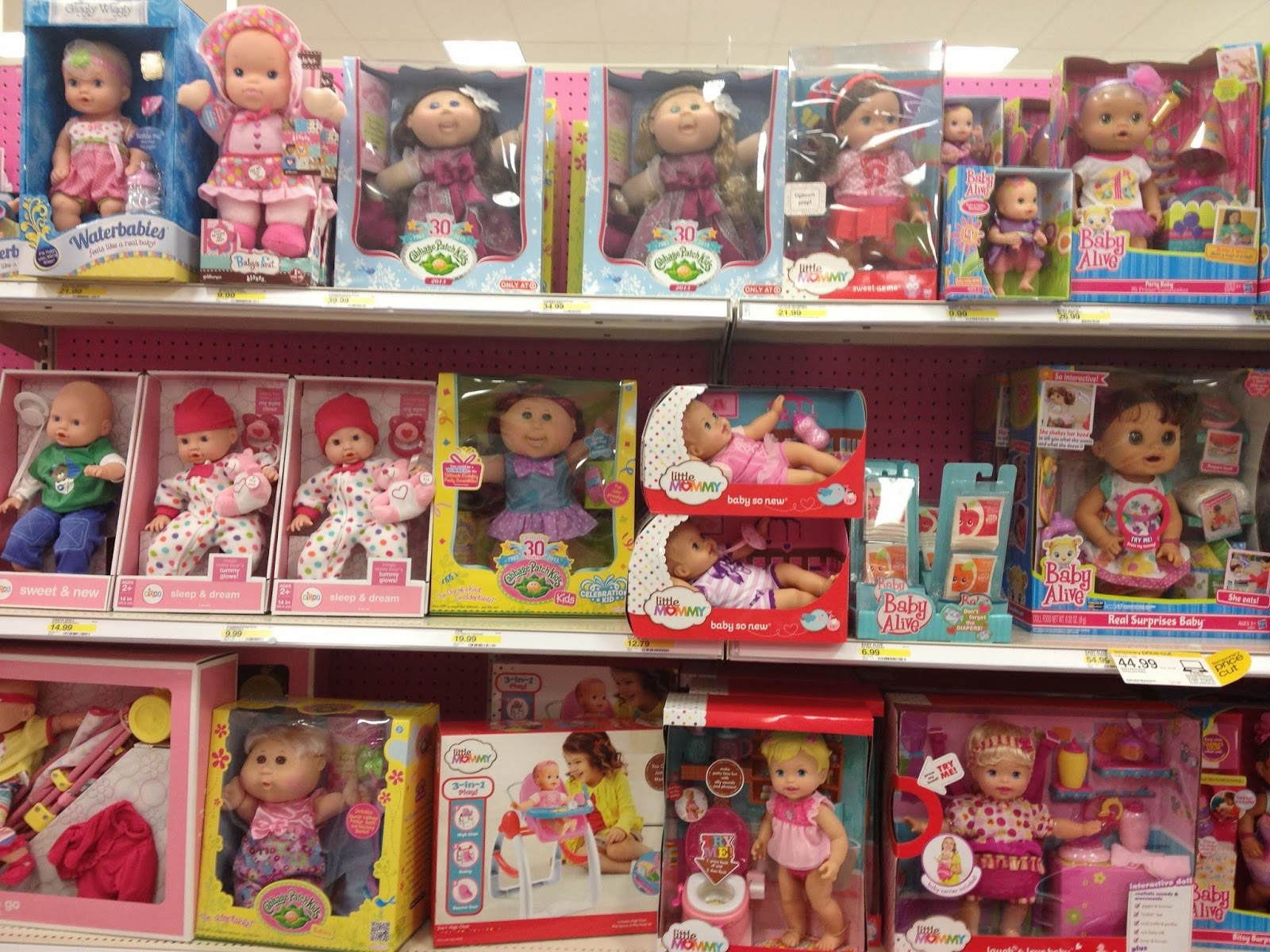 Race In The Toy Aisle What Do Black Kids See Musing Momma