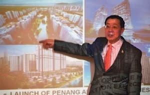 DAP Gagal Bina Rumah Rakyat Sebab Sibuk Jual Tanah Di Pulau Pinang, Dakwa Zainal