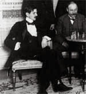 Max Adolf Albin en 1913