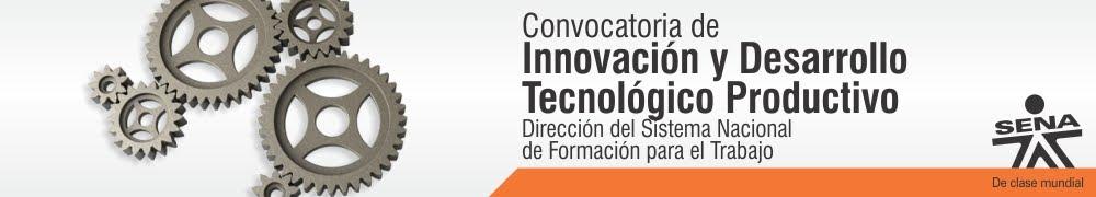 CONVOCATORIA INNOVACION TECNOLOGICA 2011
