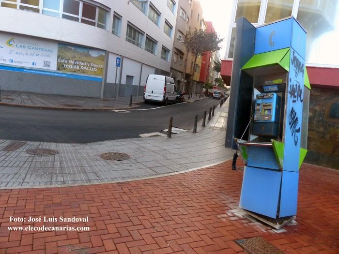 Fotos temporal Las Palmas de Gran Canaria 29 noviembre