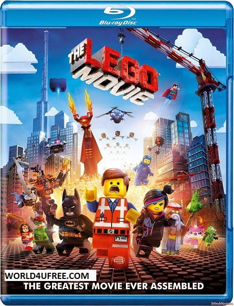 The Lego Movie 2014 Hindi Dubbed Dual BRRip 300mb ESub