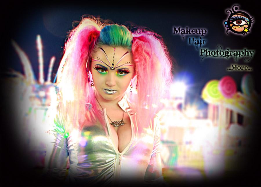 Femme Alien