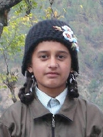 Khushi - India (IN-967), Age 11