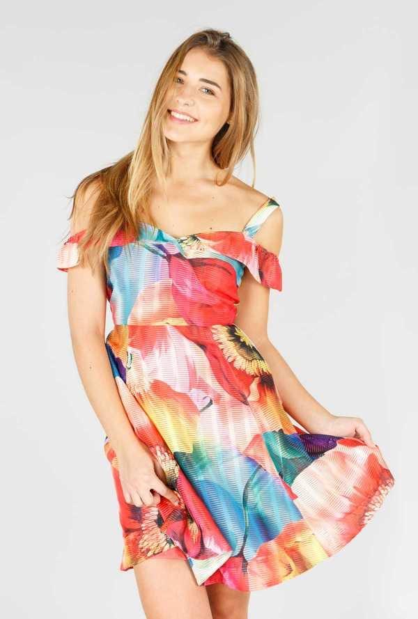 Φορεμα κοκτειλ οργαντζα / Νew Collection