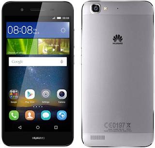 Huawei GR3 Hitam terbaru