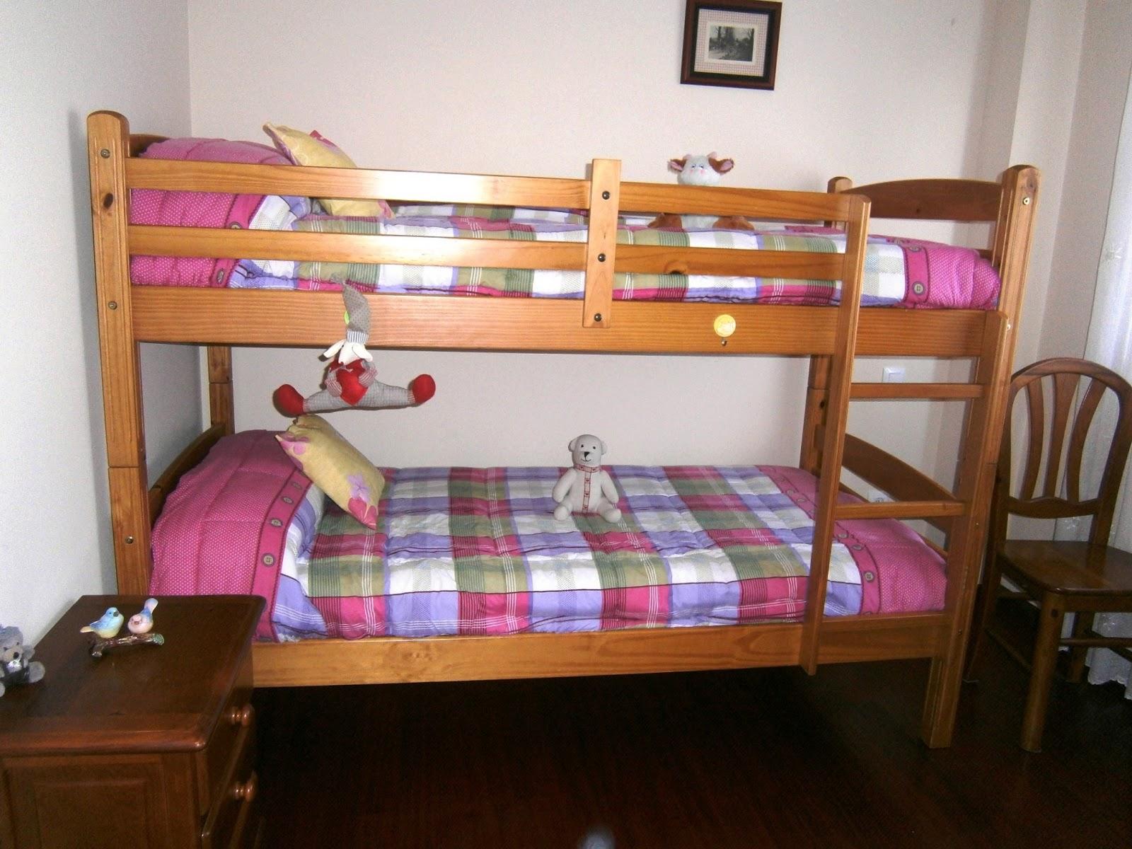 Apartamento en suances villa marinera habitaci n con - Fotos de literas para ninos ...