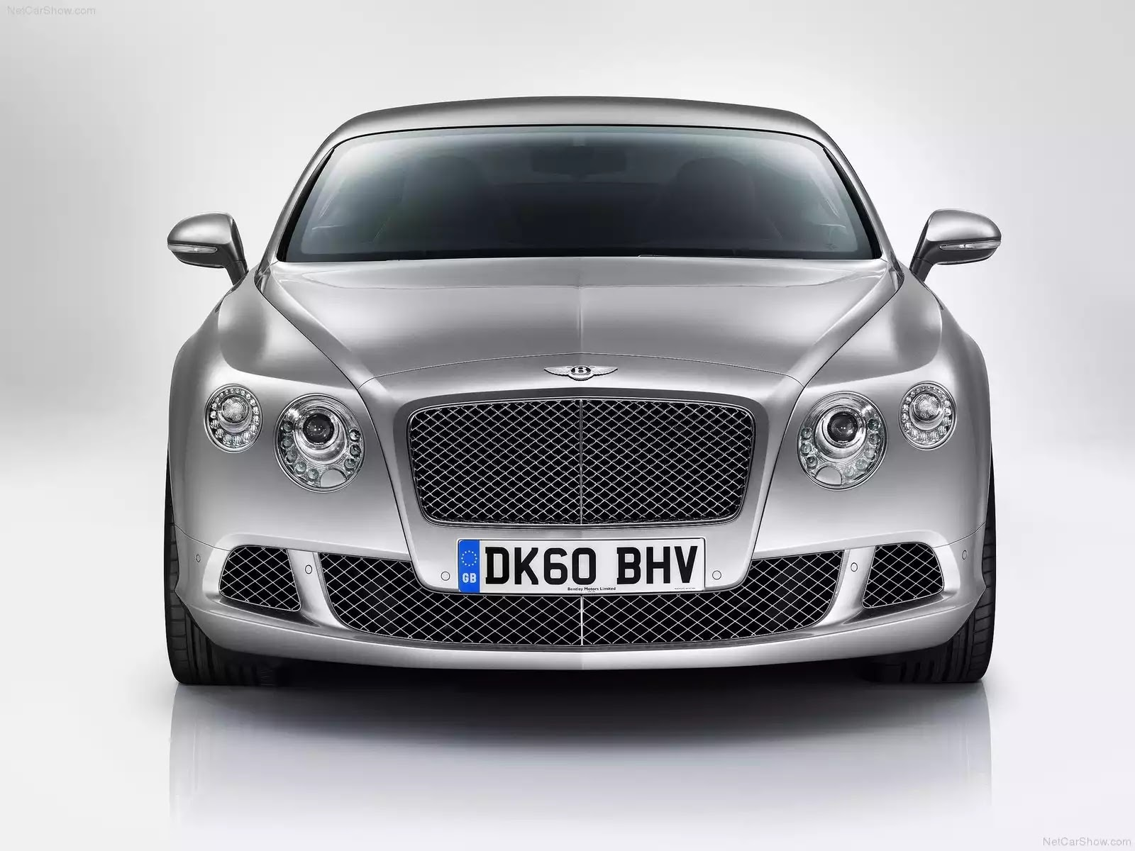 Hình ảnh xe ô tô Bentley Continental GT 2012 & nội ngoại thất