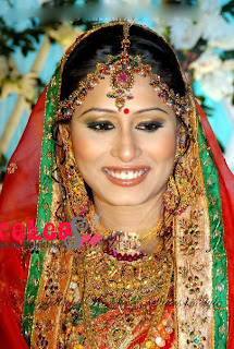 Bangladeshi Celebrity Tanisha Wedding