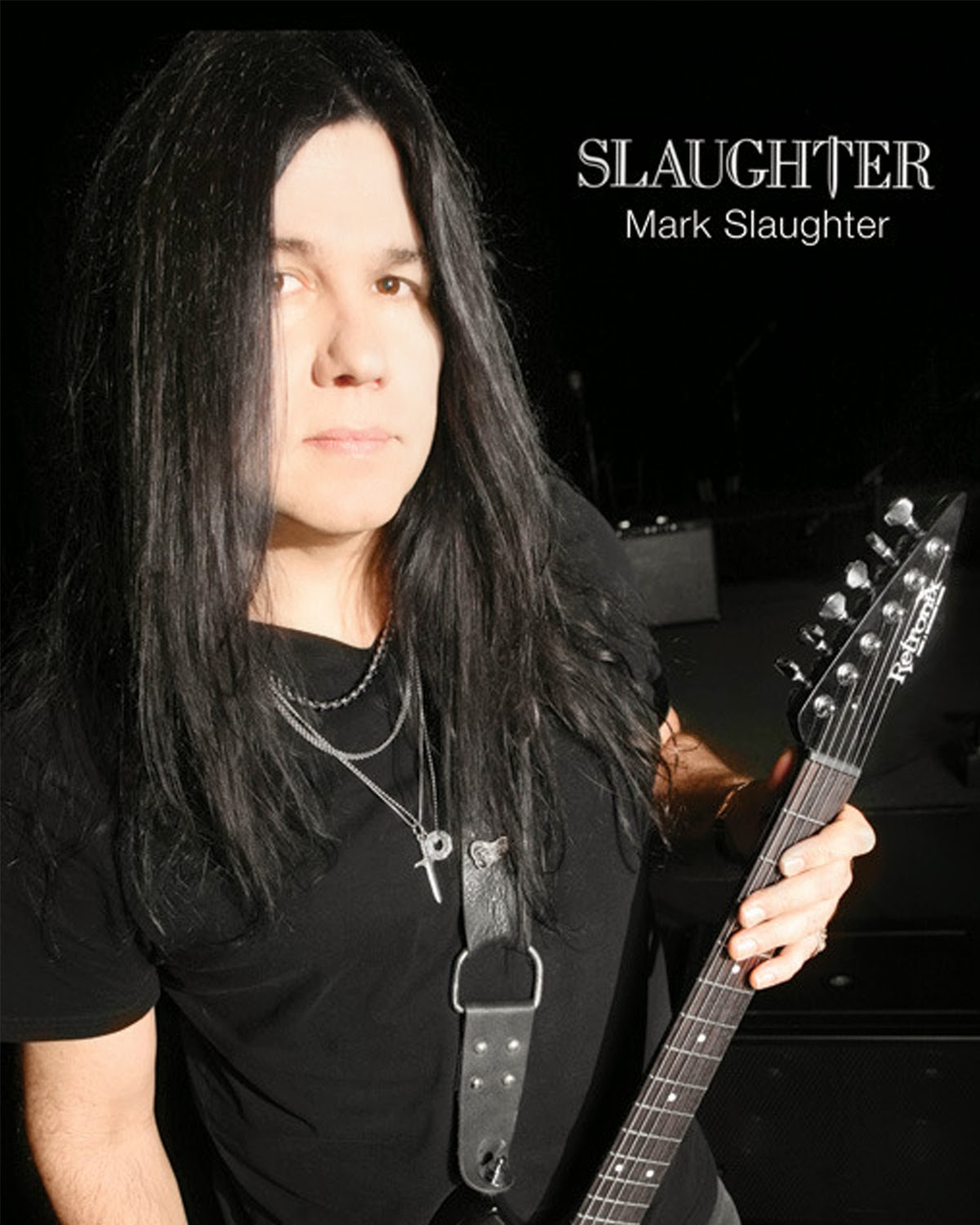 Joel Gaustencom Never Givin Up Mark Slaughter On Supporting The