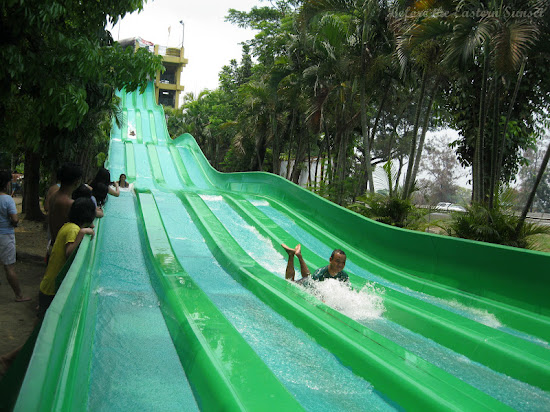 Magellan's Drop in Splash Island Waterpark