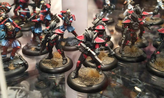 Mutant Warzone Miniatures