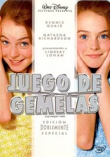 Juego de Gemelas audio latino