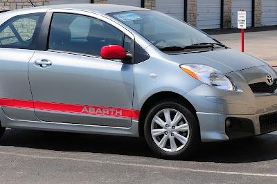Toyota Yaris Abarth
