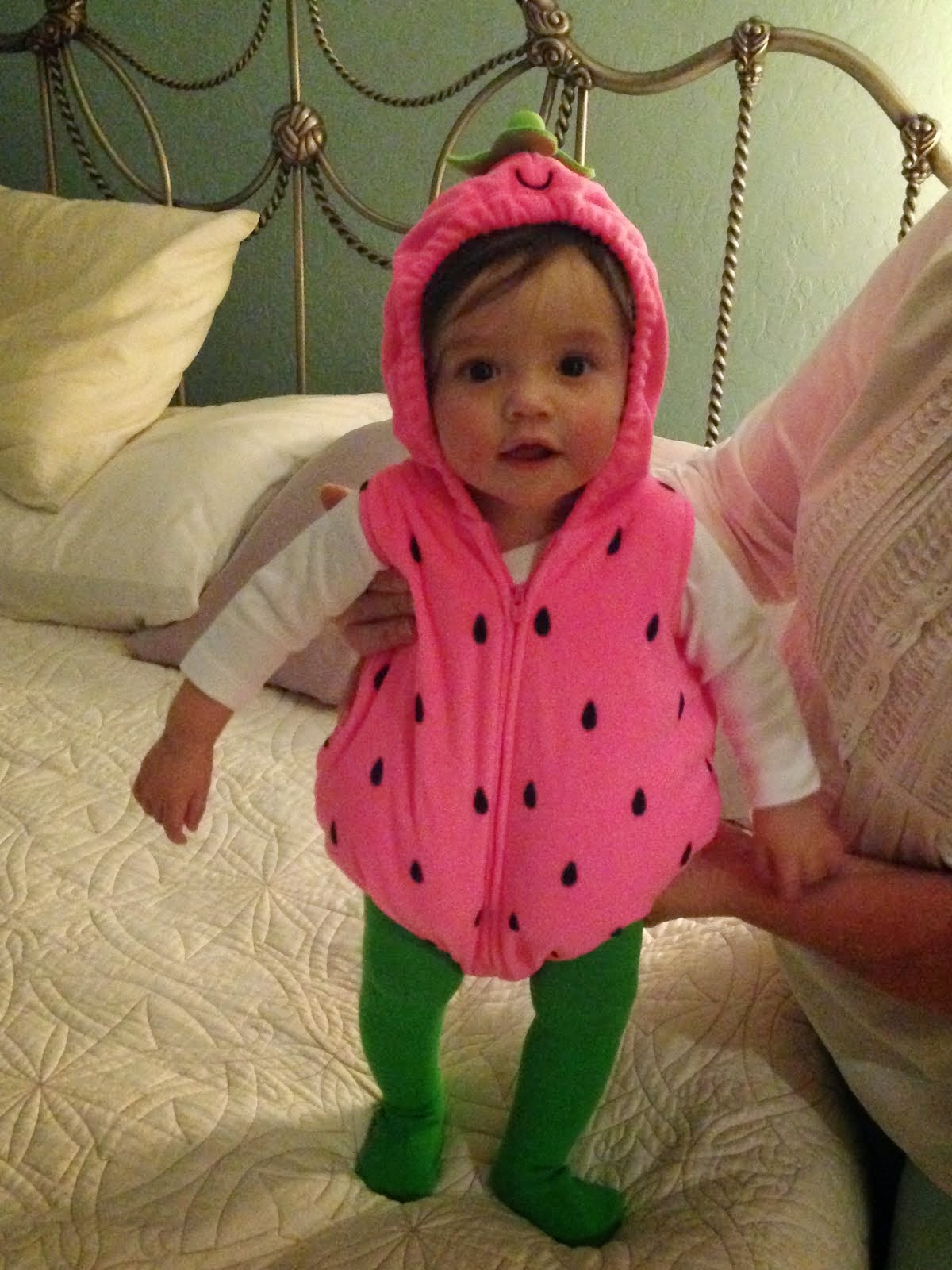Cutest Strawberry ever!!! - October 2013