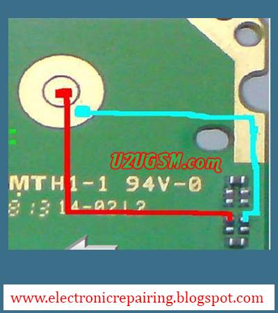 Nokia 1200 1208 1209 1650 No Sound Problem
