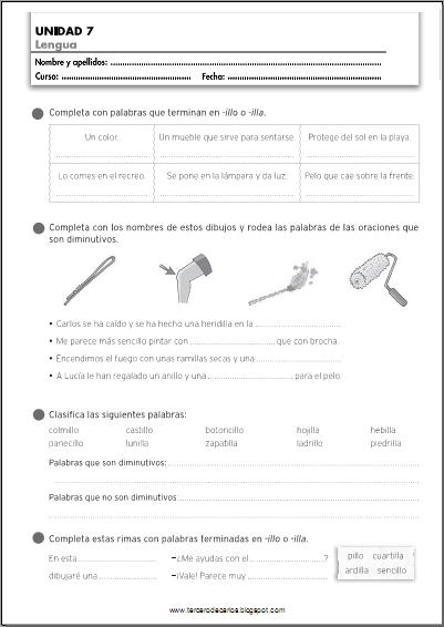 http://www.primerodecarlos.com/TERCERO_PRIMARIA/enero/Unidad_7/lengua/fichas/lengua4.pdf