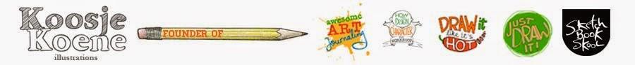 Koosje Koene Illustrations - Learn to draw