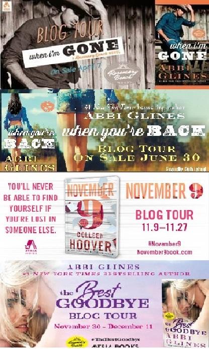 2015 Blog Tours
