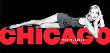 Chuck and Lori's Travel Blog - Chicago The Musical