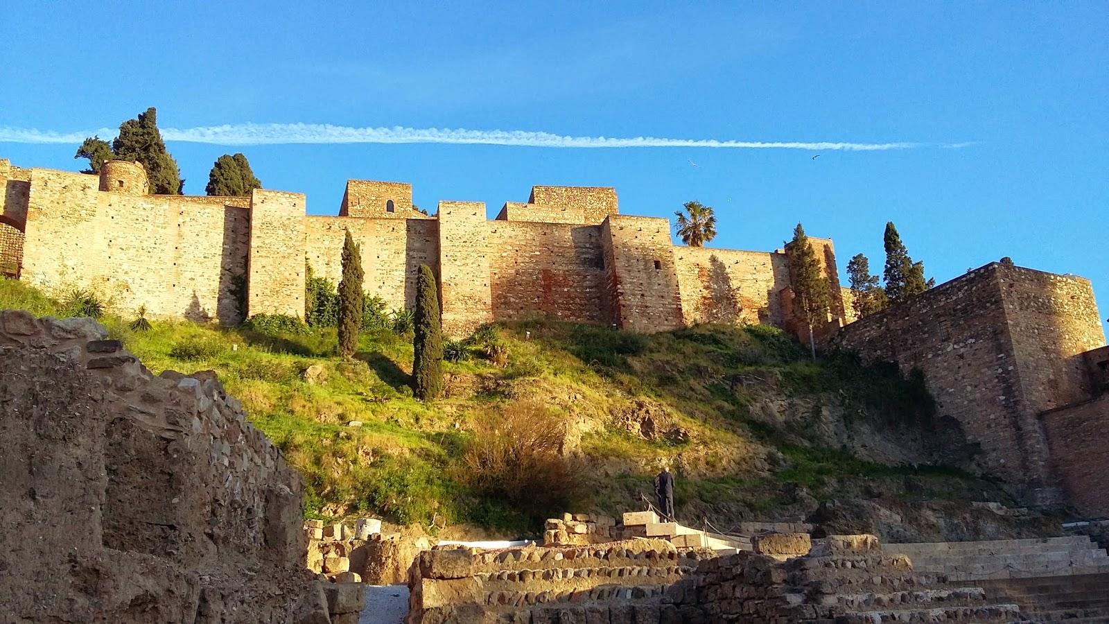 Sep puerto de la torre visita a la alcazaba y teatro romano - Puerto de la torre ...