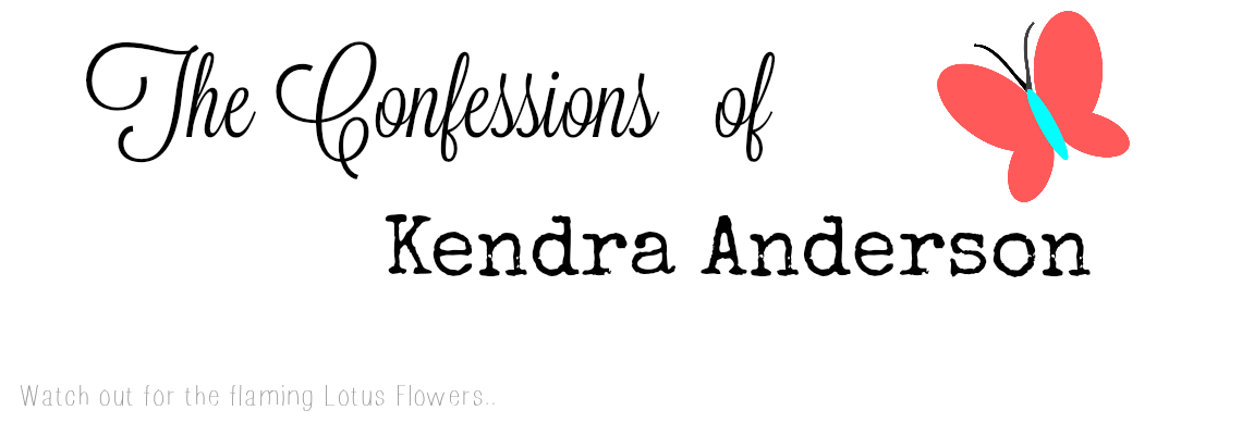 The Confessions of Kendra Anderson