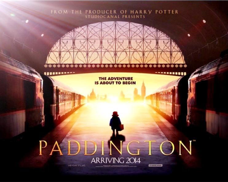 Paddington Movie Film 2014 - Sinopsis (Ben Whishaw, Nicole Kidman)