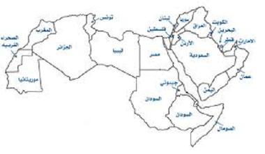 تفاصيل خطة برنار لويس لتقسيم الوطن العربي ..إلغاء اليمن من الخريطة واعتبارها جزءًا من دويلة الحجاز