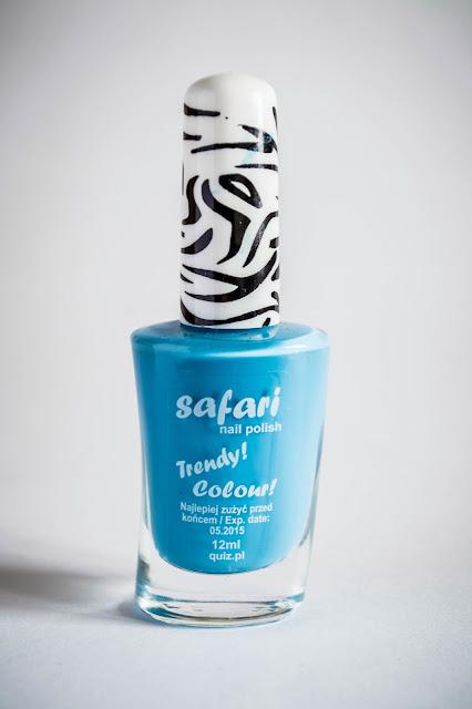 Lakier do paznokci Safari Trendy Colour!