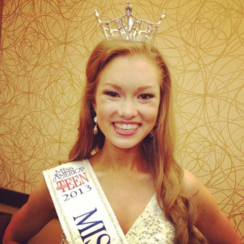 Hall Miss America Outstanding Teen 5