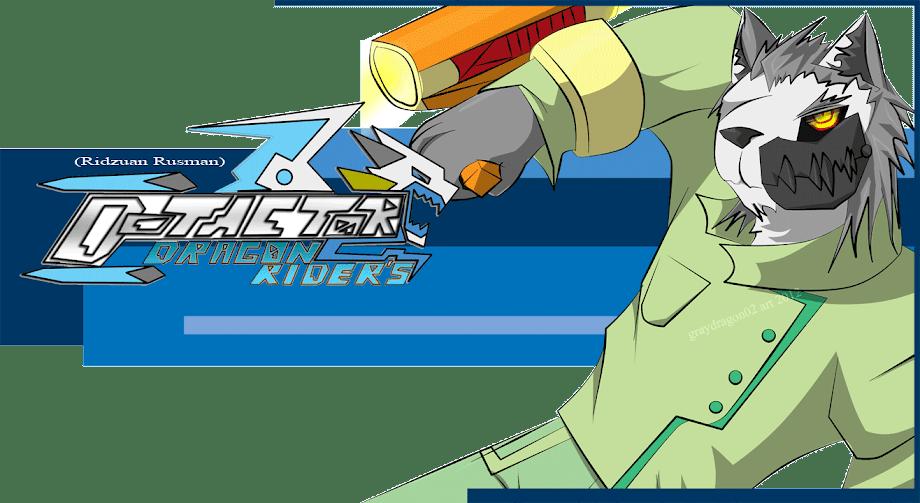 D-TACTOR Dragon Rider's Character