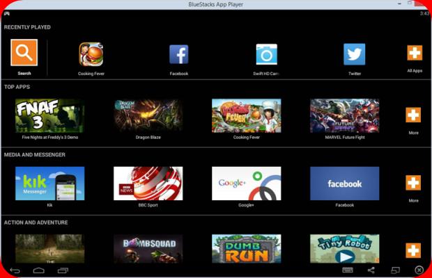 Cara Instal Android Di Pc: Emulator Android Terbaik Untuk Pc 3