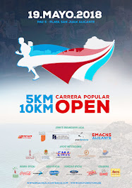 20-05-2018 I MEDIO MARATÓN OPEN ALICANTE