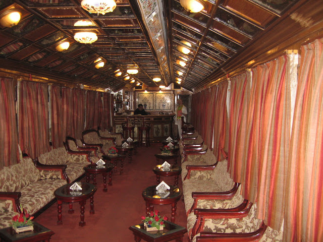 Unforgettable Journey on Palace on Wheels