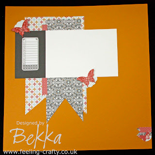 List Scrapbook Page featuring the adorable Afternoon Daydream Simply Scrappin Kit by Stampin' Up! Demonstrator Bekka Prideaux - find out all about Scrapbooking by joining her Scrapbooking Club
