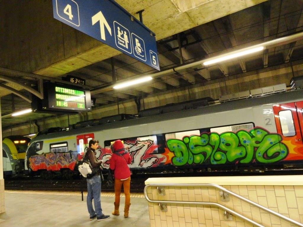 Ottignies - Bruxelles Midi