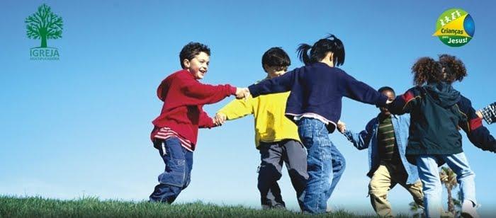 A Alegria do Senhor é a nossa Força - Evangelização de Crianças