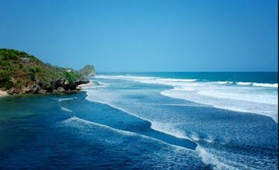 32 Obyek Wisata Pantai Di Jogja dan Sekitarnya