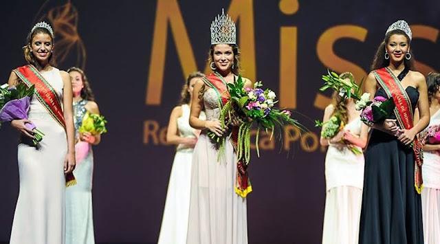 Miss Republica Portuguesa Portugal 2013 winner Catarina Sikiniotis