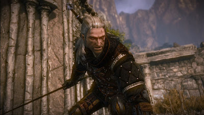 The Witcher 2 Geralt di Rivia