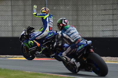 Lorenzo yang Juara Dunia, Tapi Rossi yang Dipanggil Yamaha Indonesia
